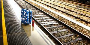 Consejos para viajar en tren si tienes varices