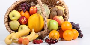 Frutas para las varices