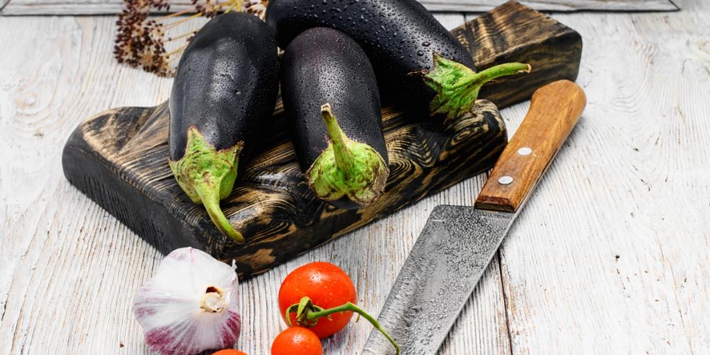 Verduras de temporada para las varices