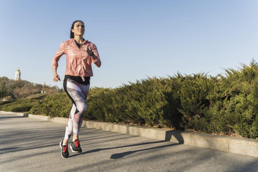 Varices y running
