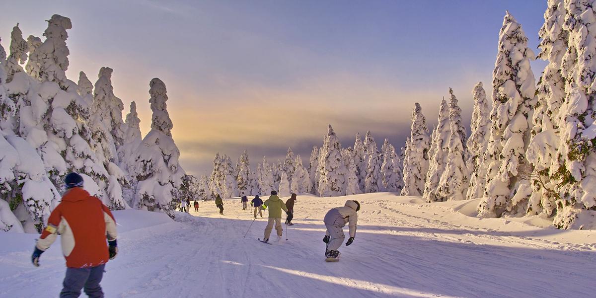 Deportes de invierno que pueden favorecer el retorno venoso