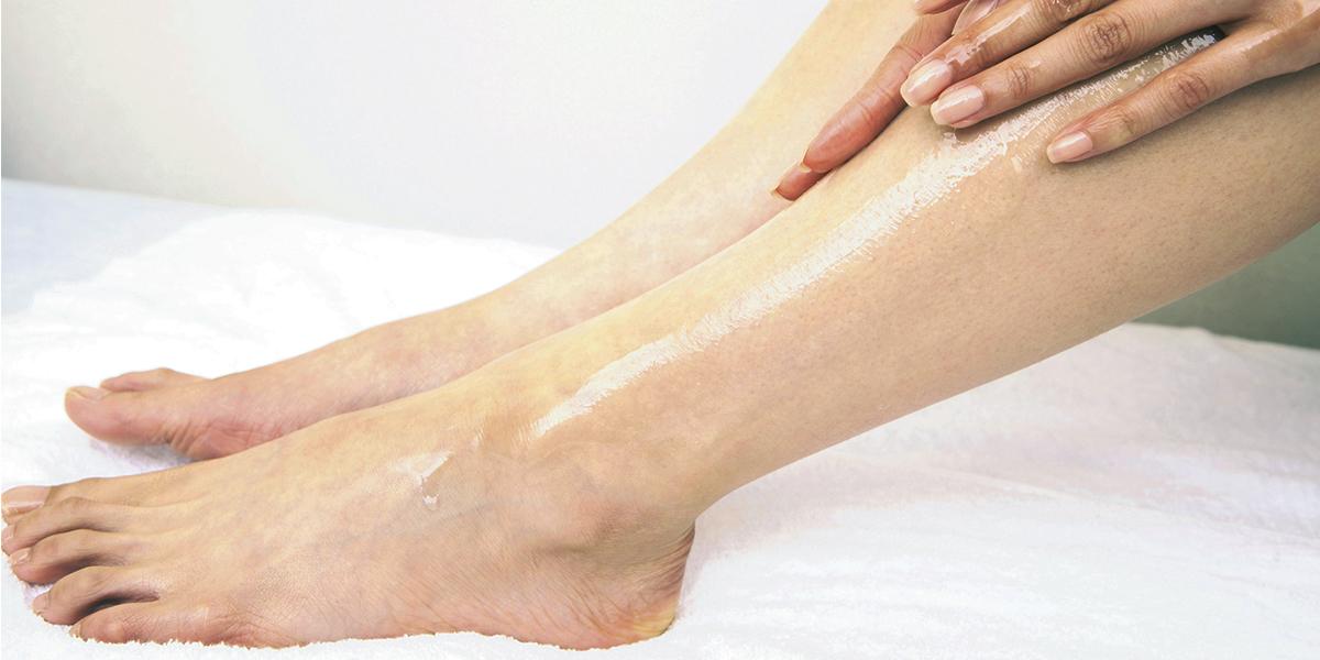¿Cómo nos ayudan los masajes circulatorios con las varices?