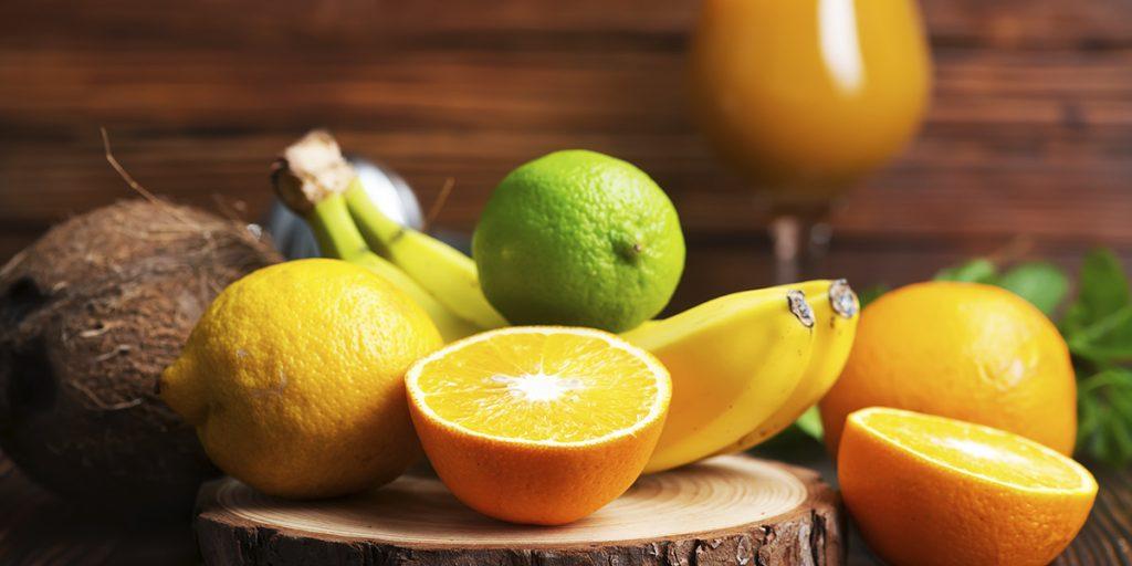Las frutas de temporada pueden ayudarte con las varices