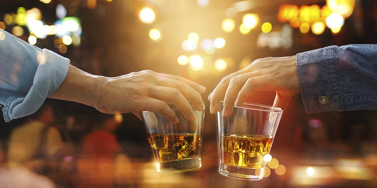 ¿Afecta el alcohol a las varices?