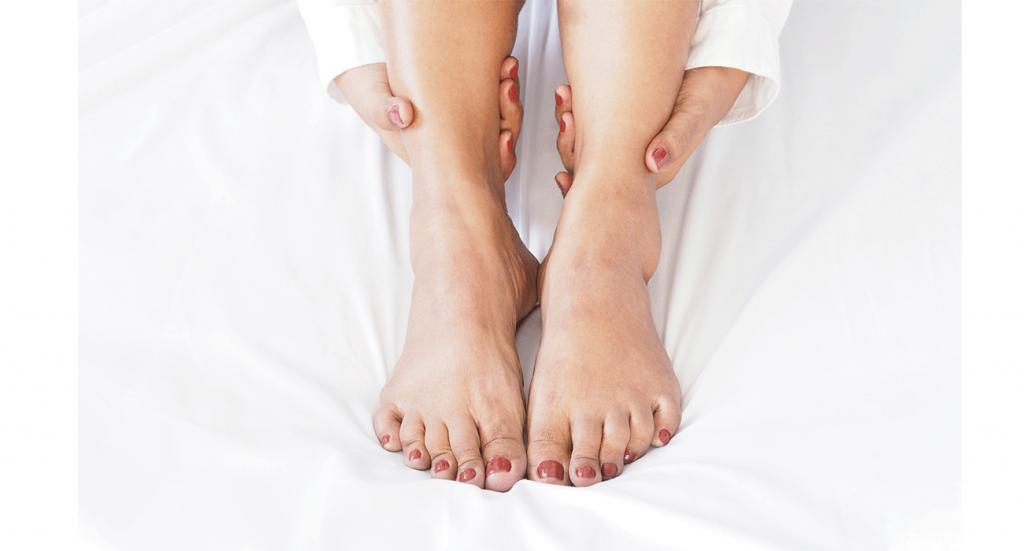Automasajes piernas varices