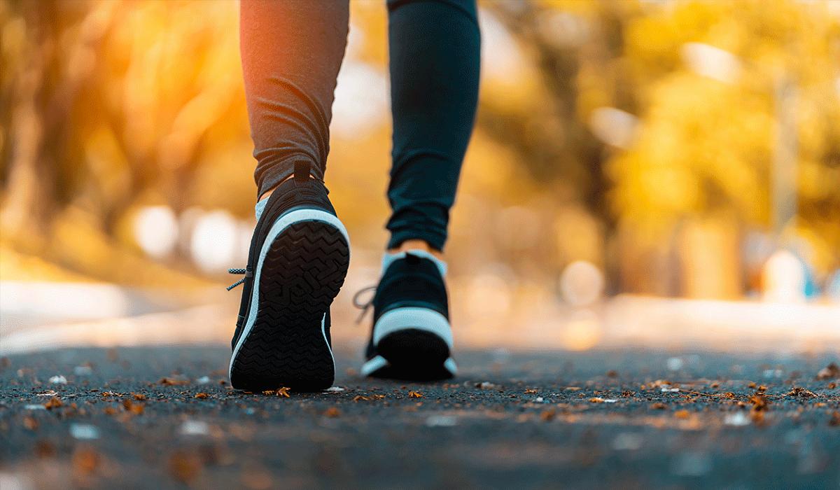 Caminar y varices
